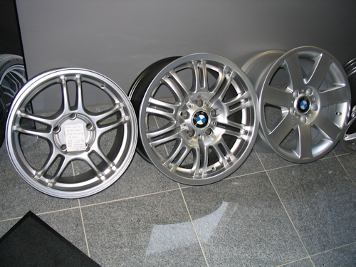 BMW Performance Wheels Wheel